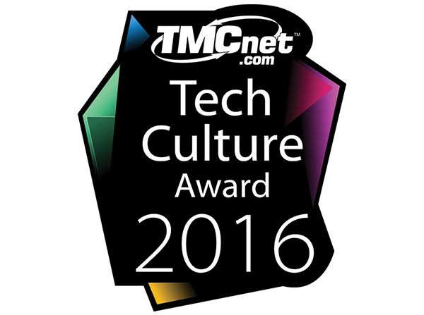 NewVoiceMedia scoops 2016 Tech Culture Award by TMCnet