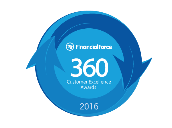 NewVoiceMedia wins Financial Management Excellence and Community Champion of the Year Award in 2016 FinancialForce 360 Customer Excellence Awards