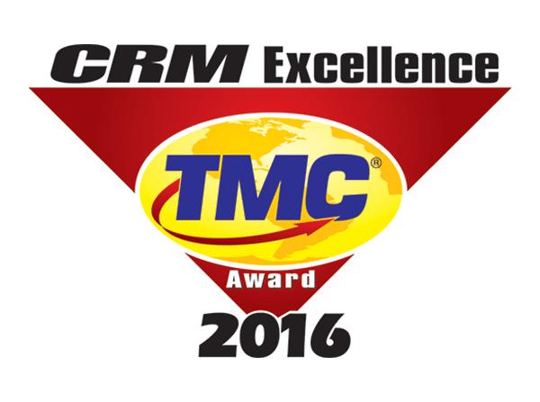 NewVoiceMedia awarded 2016 CRM Excellence Award