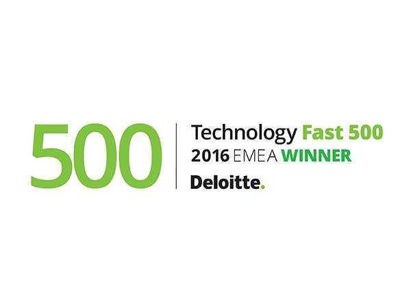 NewVoiceMedia ranked in Deloitte 2016 Technology Fast 500 EMEA programme