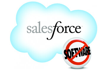 NewVoiceMedia enable businesses to route calls based on Salesforce data