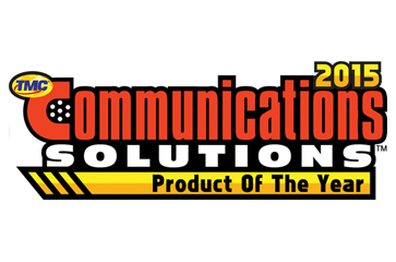 NewVoiceMedia named 2015 Communications Solutions Product of the Year Award winner