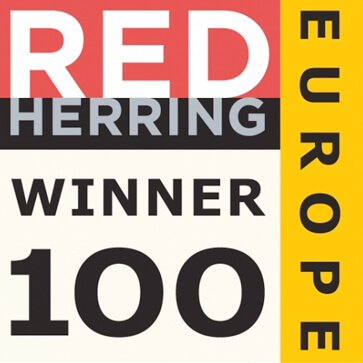 NewVoiceMedia wins a place on Red Herring's Top 100 Europe list