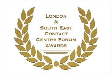 NewVoiceMedia's ContactWorld helps Ukash scoop London & South East Contact Centre Forum Award