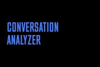 NewVoiceMedia Conversation Analyzer Demo Video