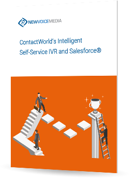 ContactWorld's Intelligent Self-Service IVR and Salesforce®
