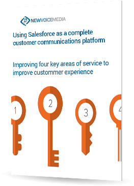 Using Salesforce as a complete customer communications platform