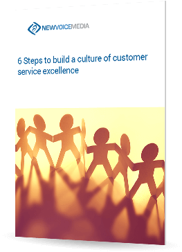 6 Steps to build a culture of customer service excellence