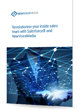 Revolutionise your inside sales team with Salesforce® and NewVoiceMedia