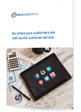 Be where your customers are with social customer service