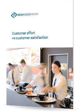 Customer effort vs customer satisfaction: 3 tips to improve every customer engagement