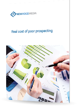 Real cost of poor prospecting – sales best practice research