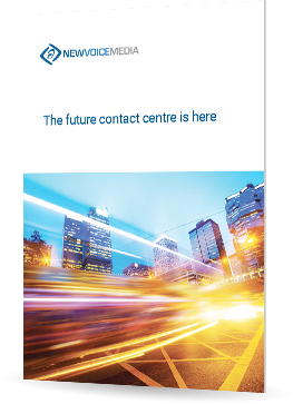 The future contact center is here