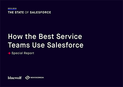 How the Best Service Teams Use Salesforce