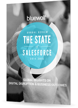 The State of Salesforce® 2015