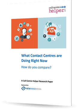 What contact centres are doing right now – how do you compare?