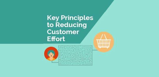 Transform customer service: key principles to reducing customer effort