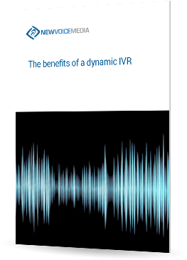 The benefits of a dynamic IVR