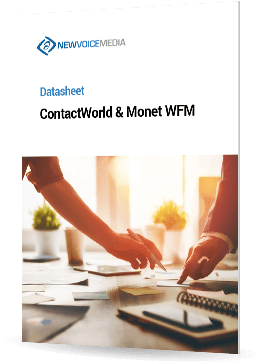 ContactWorld & Monet WFM