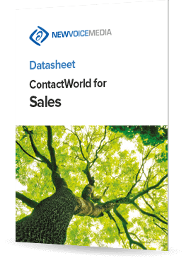 ContactWorld for Sales