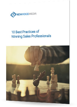 10 best practices of winning sales professionals