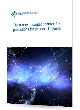 The future contact center: 10 predictions for the next 10 years