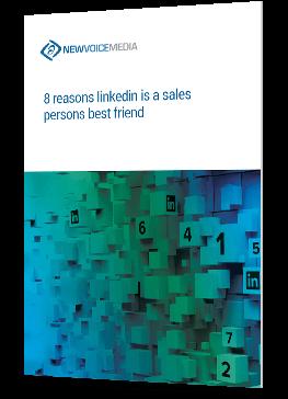 8 reasons LinkedIn is a sales persons best friend