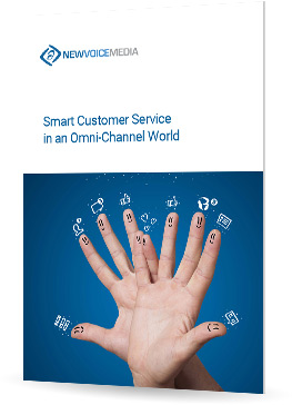Smart customer service in an omni-channel world