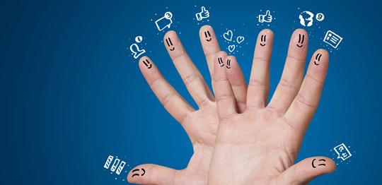 Smart customer service in an omni-channel world