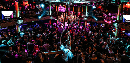 Salesforce World Tour Café De Paris Obsessions Party 2016