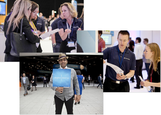 Salesforce1™ Tour London 2014