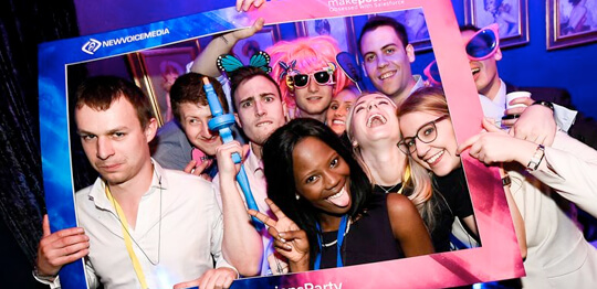 Salesforce World Tour Café De Paris Obsessions Party 2015