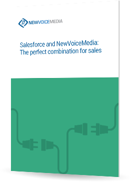 Salesforce® and NewVoiceMedia: the perfect combination for sales