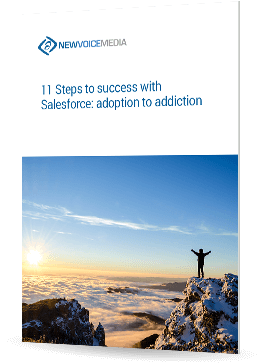 11 steps to success with Salesforce: adoption to addiction