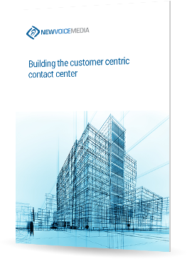 Building the customer centric contact center