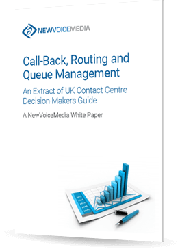 Call-back, routing and queue management