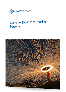 Customer experience: making it personal
