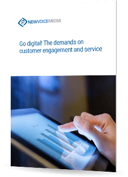 Go digital! Customer service demands and innovations