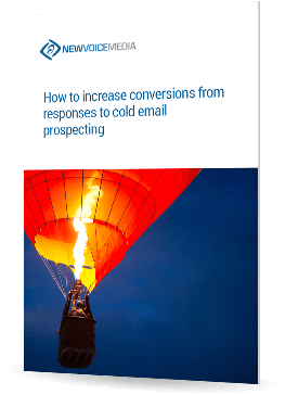 How to increase conversions from responses to cold email prospecting