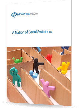 A nation of serial switchers