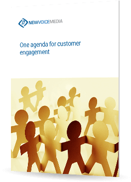One agenda for customer engagement