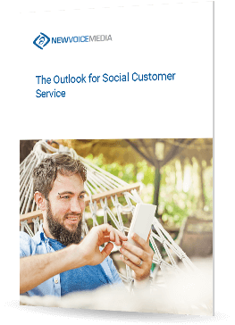 The outlook of social customer service