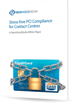 Stress-free PCI compliance for contact centers