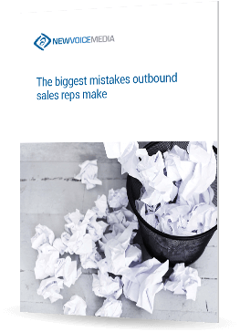 The biggest mistake sales dev reps are making