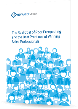 The real cost of poor prospecting and the best practices of winning sales professionals