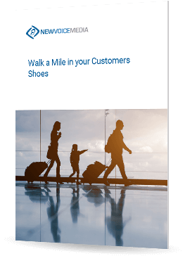 Walk a mile in your customers' shoes