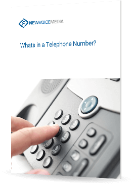 What's in a telephone number?