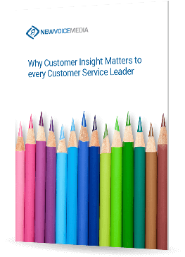 Why customer insight matters to every customer service leader