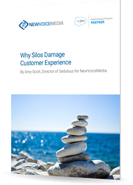 Why silos damage customer experience